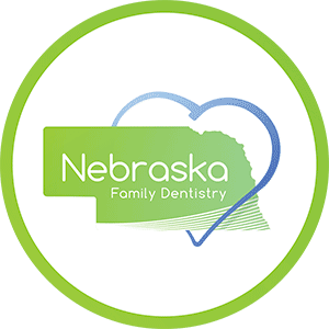 Image of the NFD logo. South Lincoln Family Dentistry is a proud member of Nebraska Family Dentistry,