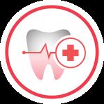 Image of the Emergency dentist Nebraska logo.