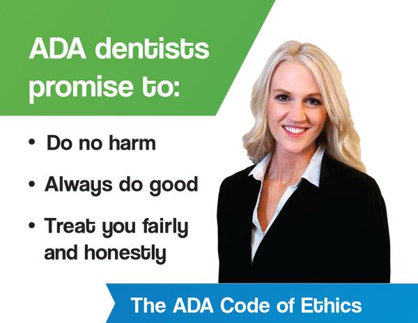 ADA Dentist reviews near me