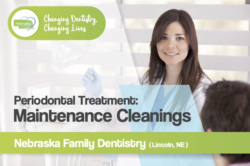 perio treatment maintenance cleaning post