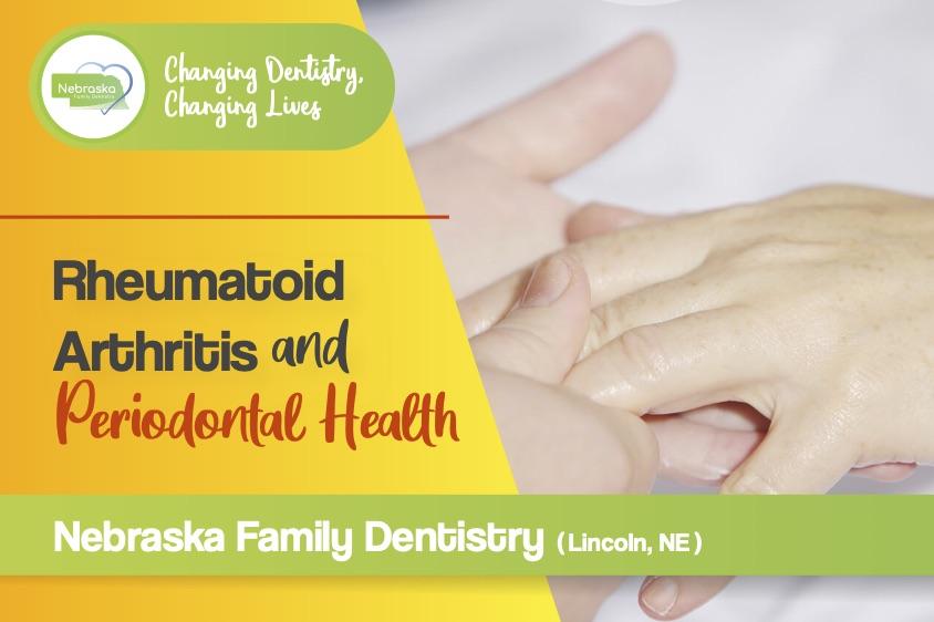 rheumatoid arthritis and periodontal health