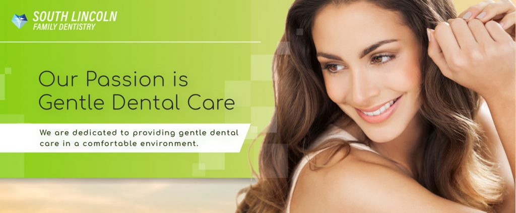 south lincoln family dentistry banner