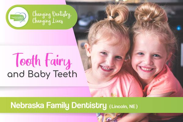 tooth fairy and baby teeth